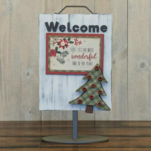 Welcome Sign - Welcome Tree