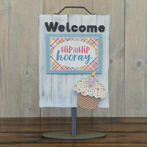 Welcome Sign - Welcome Birthday