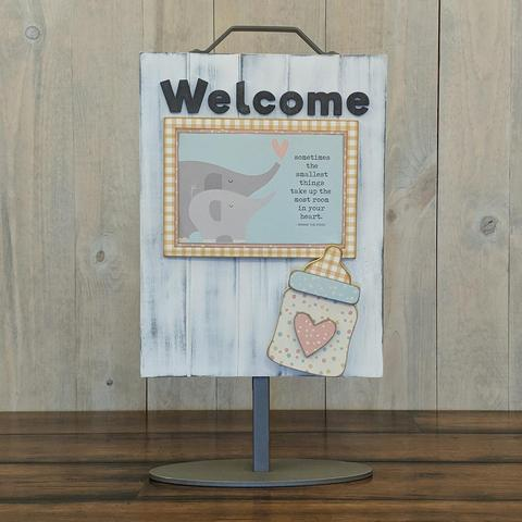 Welcome Sign - Welcome Baby