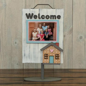 Welcome Sign - Welcome House