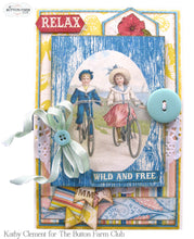 Endless Card Kit ~ by Kathy Clement ~  TUTORIAL