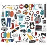 Bro & Co. Bits & Pieces by Simple Stories