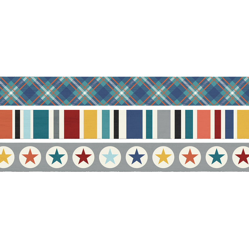Bro & Co. Washi Tape by Simple Stories