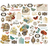 Simple Vintage Ancestry Bits & Pieces