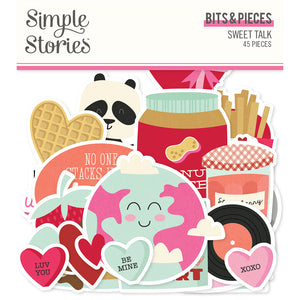 Sweet Talk Bits & Pieces **SHIPPING DECEMBER**