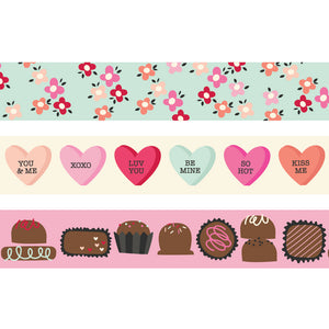 Sweet Talk Washi Tape **SHIPPING DECEMBER**