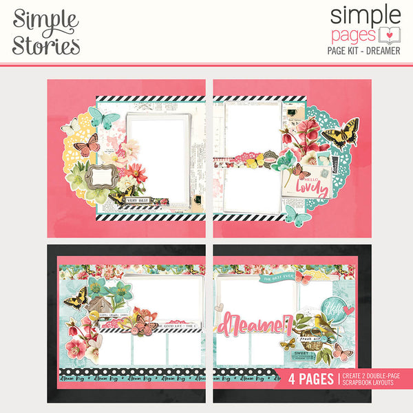 Dreamer Simple Pages Page Kit