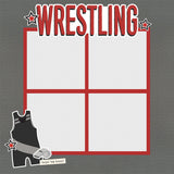 Simple Pages Page Pieces - Wrestling