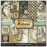 Alchemy 12x12 Paper Collection