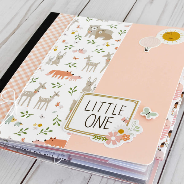 Little One Baby Girl Flipbook