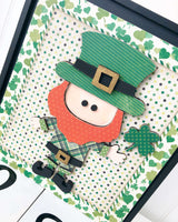 Block Countdown - March / St. Patrick's Day *Ships March 2021
