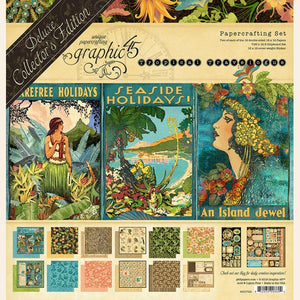 Tropical Travelogue - Deluxe Collector's Editions Pre Order