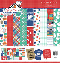Living the Quarantine Life Paper Pack     ~In Stock