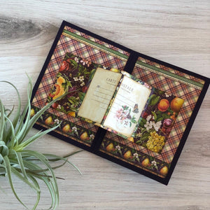 G45 Card Kit ~ Fruit & Flora