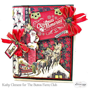 Christmas Memories with Nostalgia by Kathy Clement