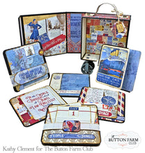 Authentique Quest Photo Box by Kathy Clement