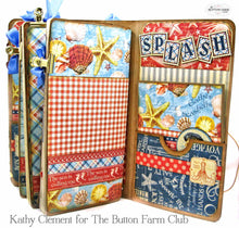 By the Sea Traveler's Notebook by Kathy Clement