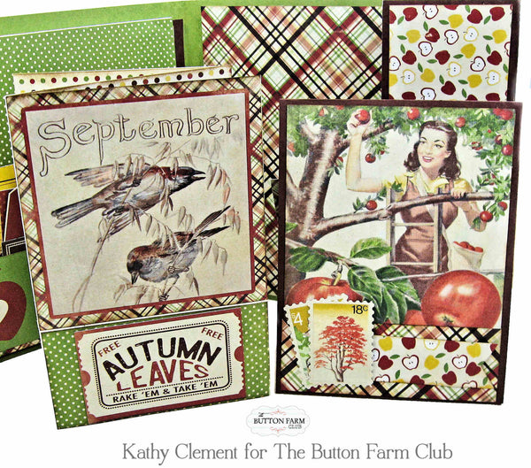 Summer Folios by Kathy Clement