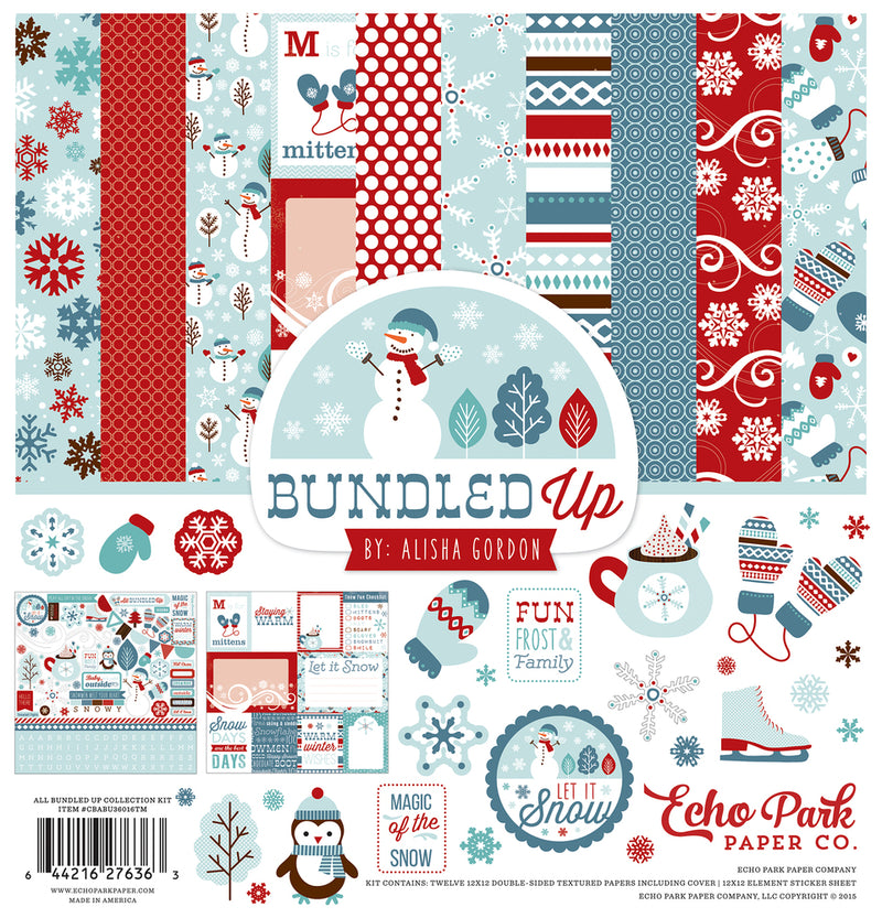 ALL BUNDLED UP COLLECTION KIT