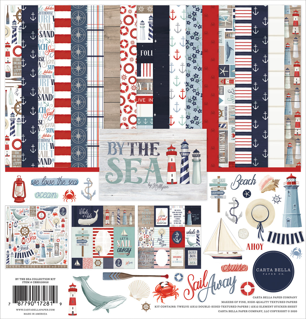 BY THE SEA COLLECTION KIT by ECHO PARK