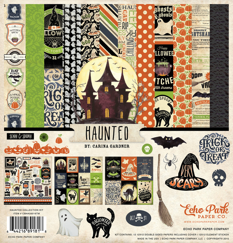 HAUNTED COLLECTION KIT