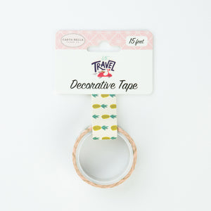 PINEAPPLES DECORATIVE TAPE by ECHO PARK