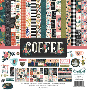 COFFEE COLLECTION KIT by ECHO PARK