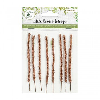 Little Bird Feather Grass Brown