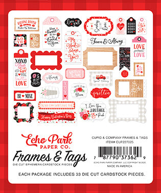 Cupid & Co. Frames & Tags