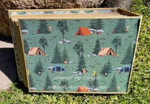 Camp Happy Bear Mini Album by Ginger Ropp ~ Shipping Soon