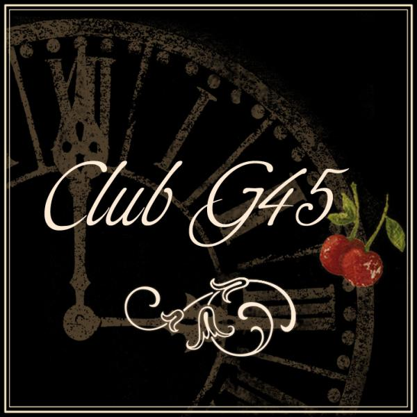 Club G45 Monthly Class Series Subscription