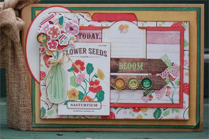 Flower Seeds ready for Spring