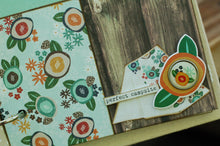 Cabin Fever June Button Farm Club Mini Album Kit
