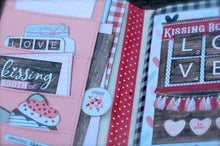 Kissing Booth Travelers Notebook