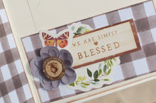 Spring Farmhouse Button Farm Club kit