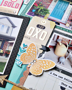 Everyday Documented Page Kit June