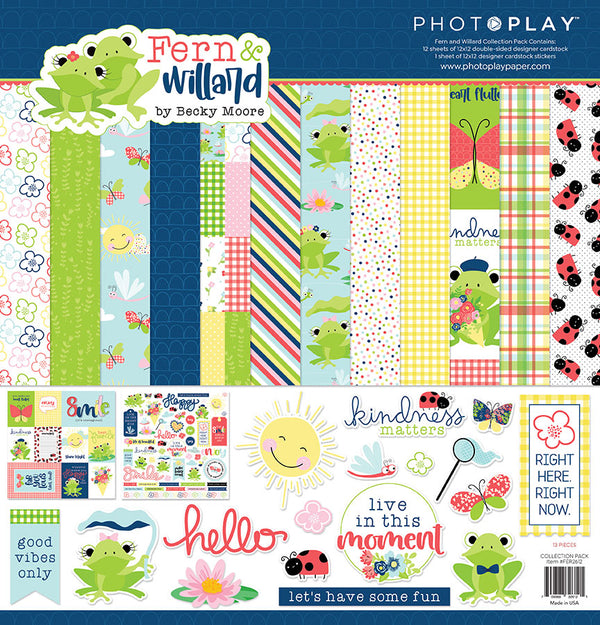 Fern & Willard Collection Kit