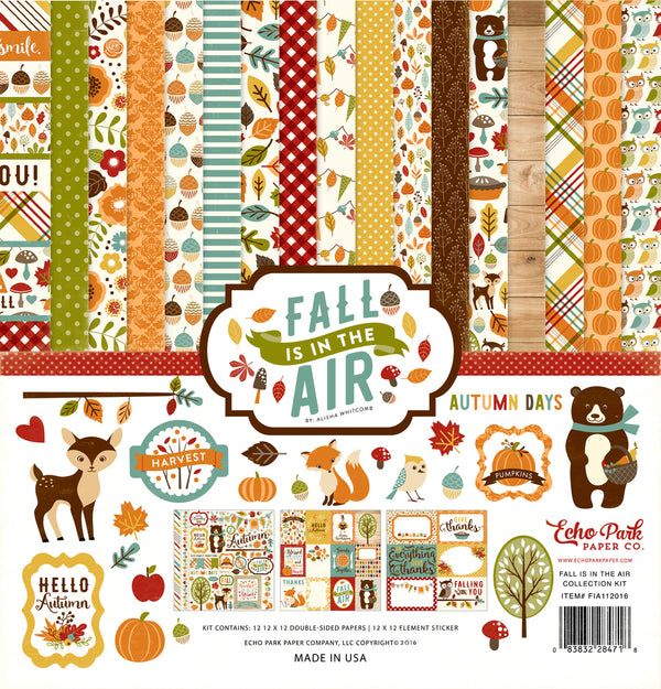 FALL IS IN THE AIR COLLECTION KIT by ECHO PARK