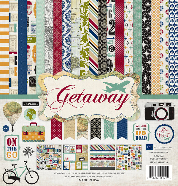 GETAWAY COLLECTION KIT