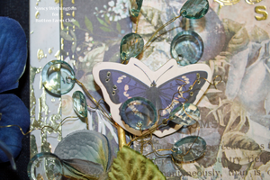 Georgia Blue by Nancy Wethington ~ TUTORIAL ONLY