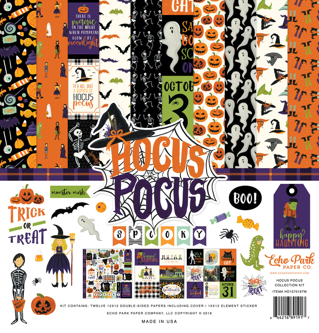 HOCUS POCUS COLLECTION KIT by ECHO PARK