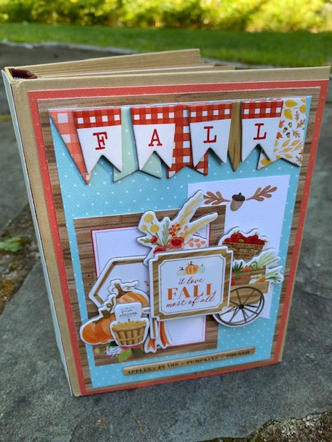 Fall Market Mini Album