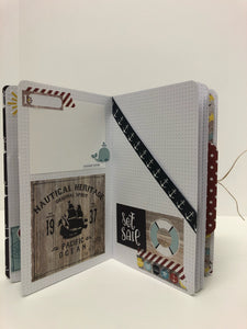 Crusin' Traveler's Notebook by Sue Kendall
