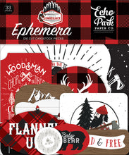 Let's Lumberjack Ephemera **SHIPPING OCTOBER**
