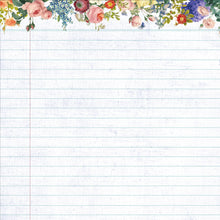12x12 Floral Tapestry Collection Paper Pack