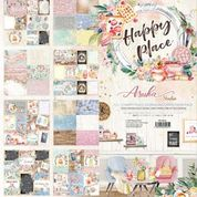 Happy Place 12x12 4x6 Collection Pack