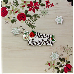 Merry & Bright Sn@p! Album Class kit by Simple Stories
