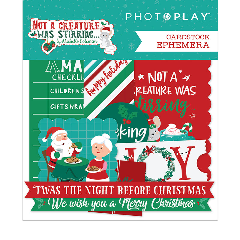 Not A Creature Was Stirring Ephemera by Photoplay