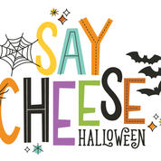 Say Cheese Halloween Mini File Folder Album by Simple Stories