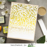 Picket Fence Studios Paper Glaze - Golden Rose